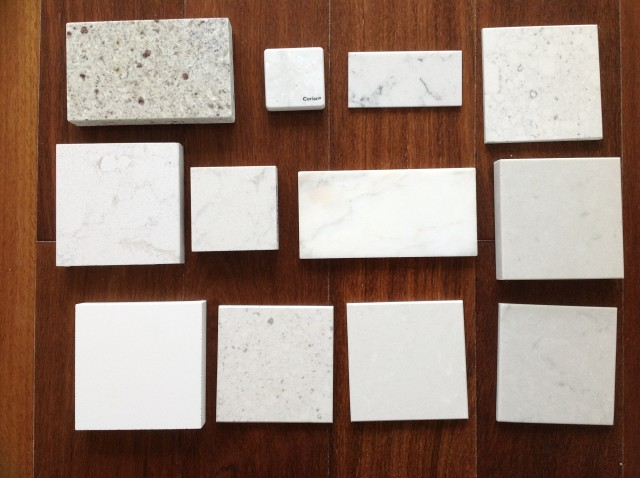 White Marble Alternatives For Kitchen Counters