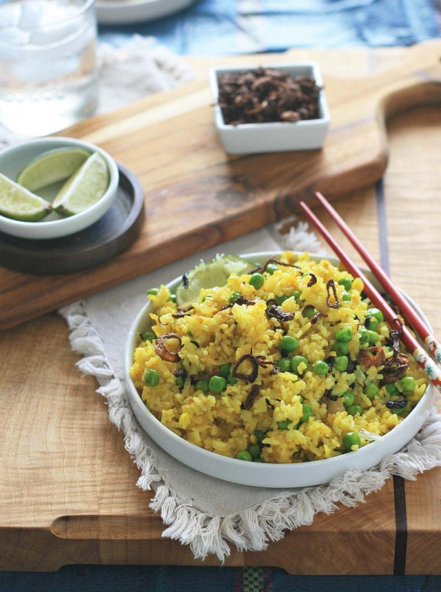 Burmese Fried Rice 3