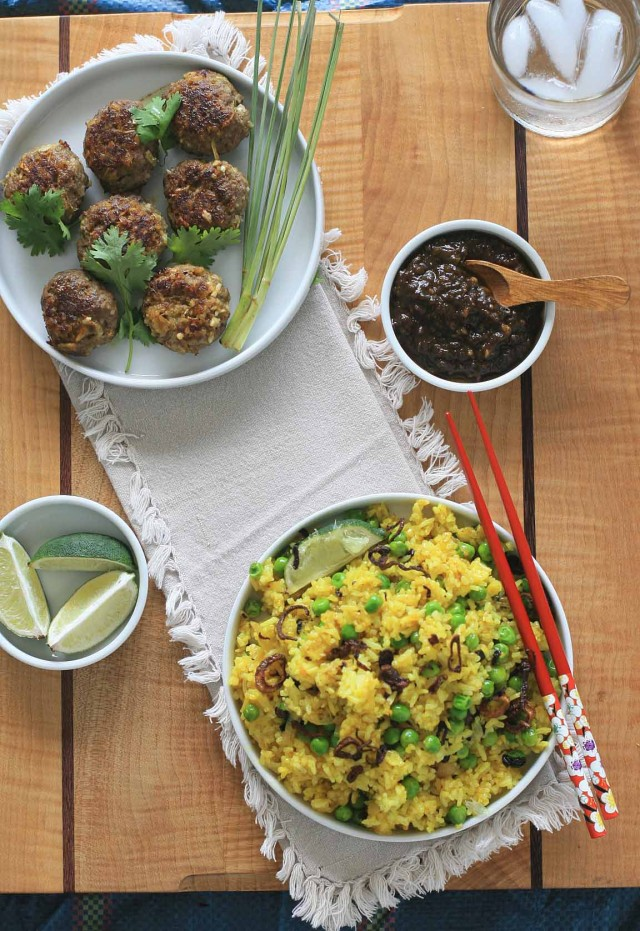 Burmese Fried Rice 4