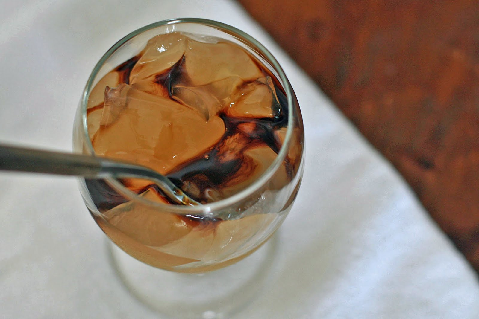 Ginger Jelly with Honey Molasses Syrup