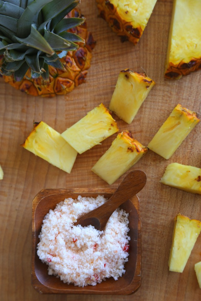 Pineapple with Chile Salt 3