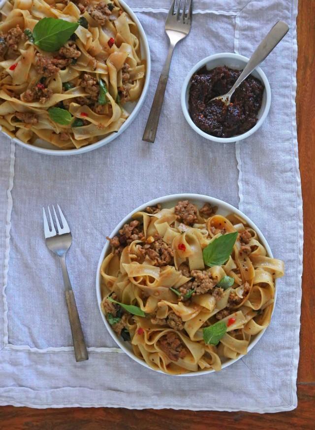 Thai Noodles 1