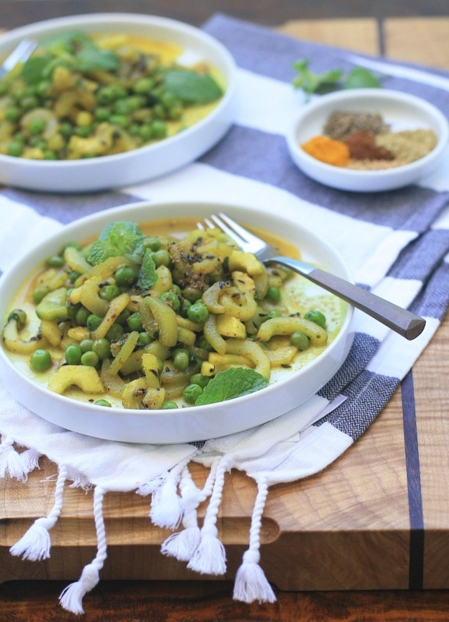 Warm Indian Cucumber 2